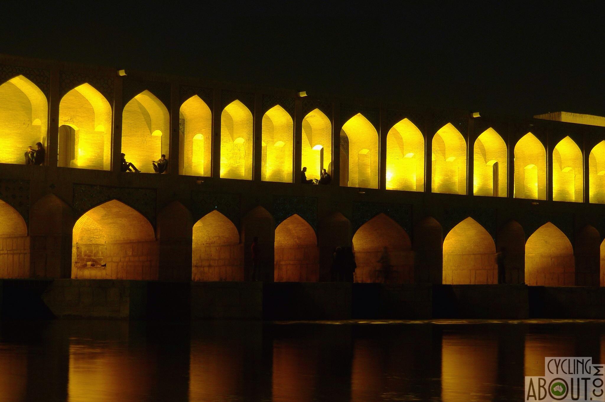 Alleykat_night in Iran