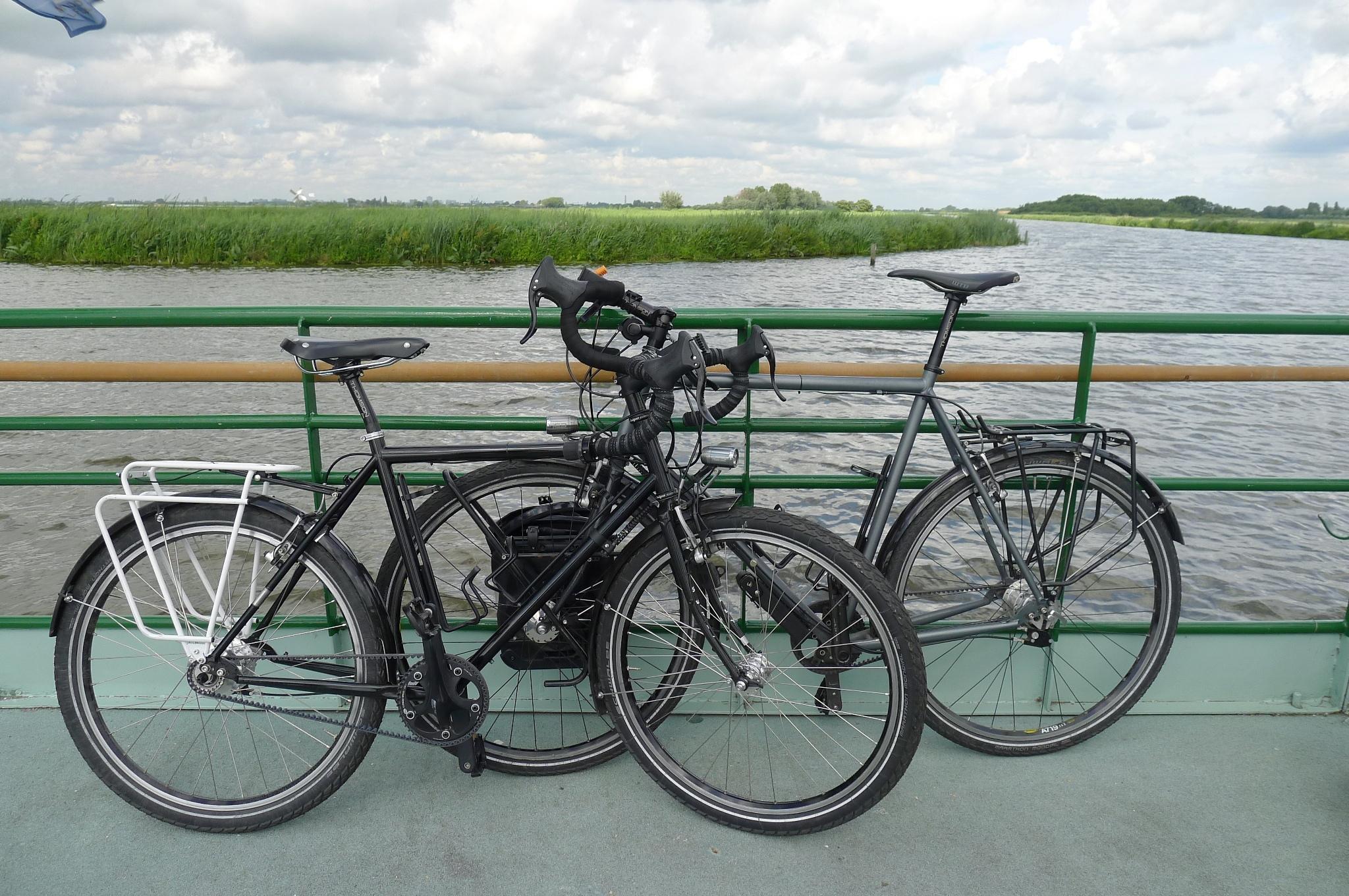Alleykat_original bikes in Netherlands
