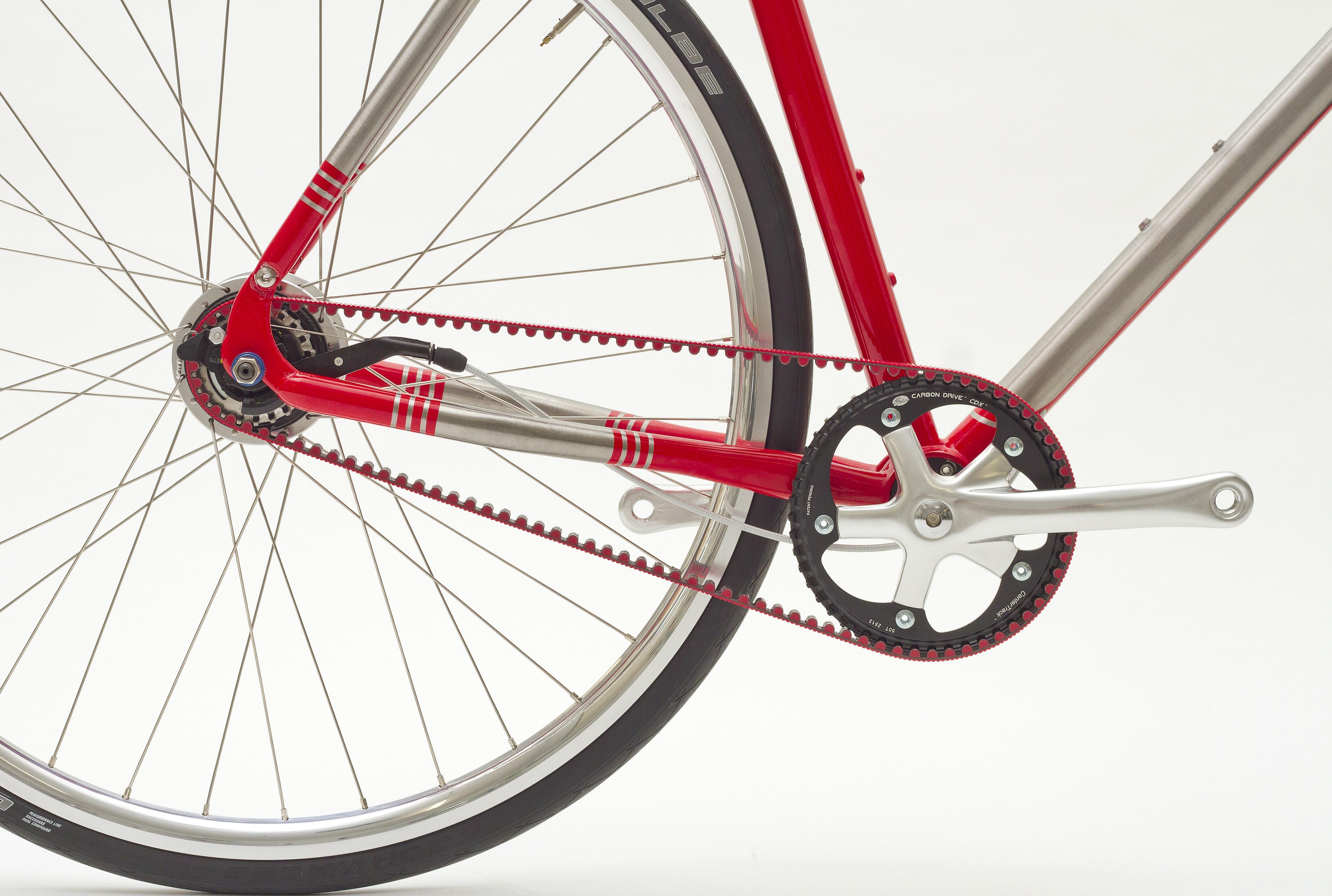 Custom-Belt Drive bike- Titanium-F-One-red01_3