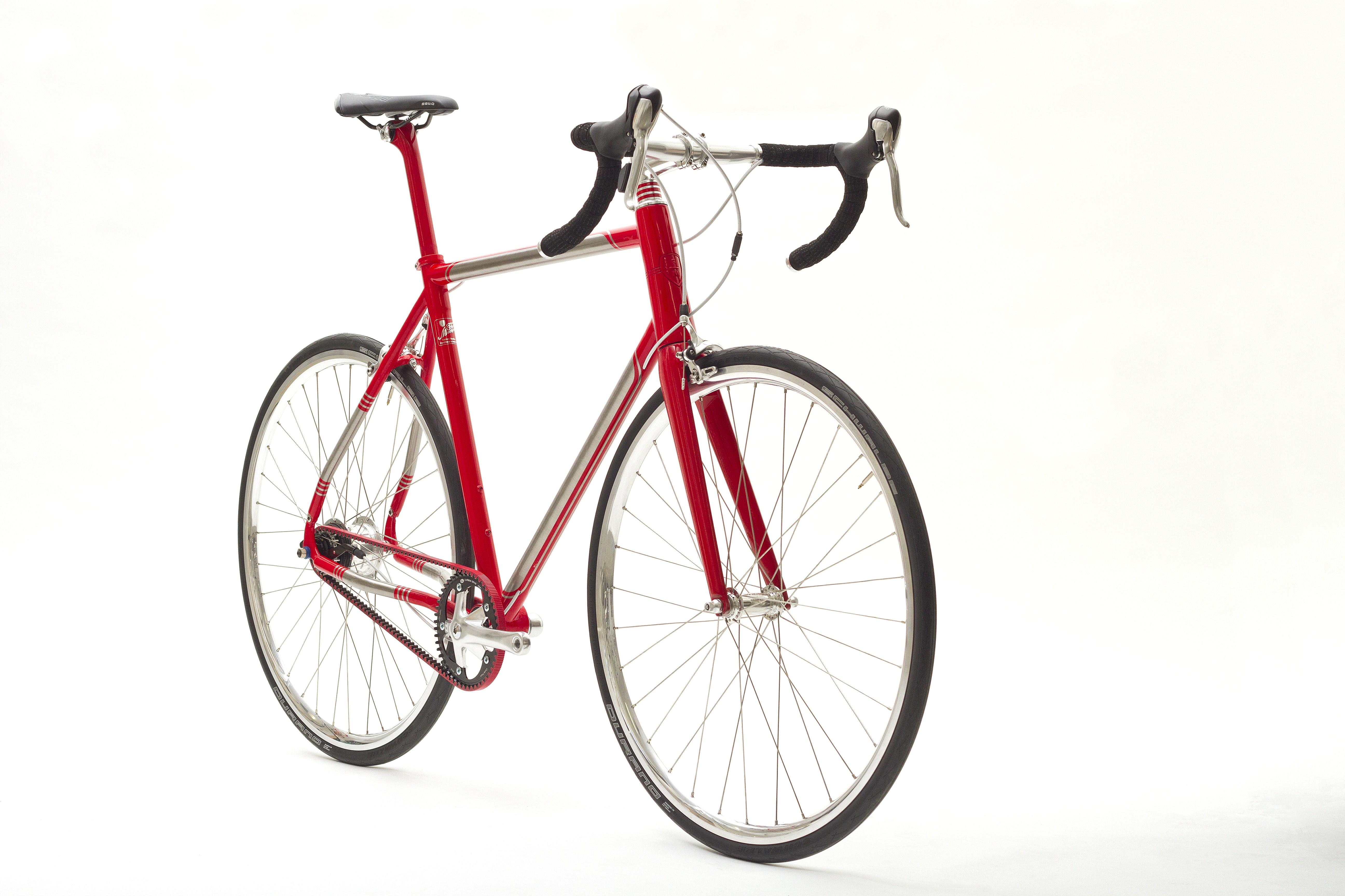 Custom-Belt Drive bike- Titanium-F-One-red01_7