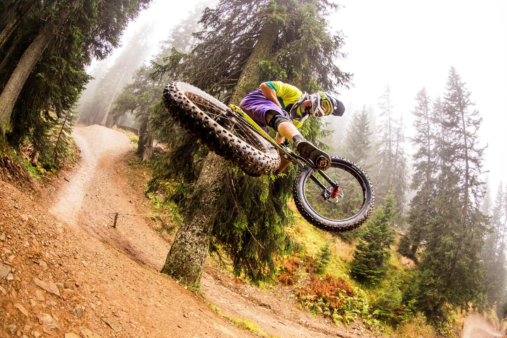 David Graf_flying the belt