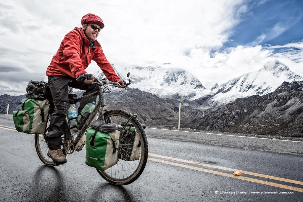 Fietsjunks_Elmar in Peruvian mts