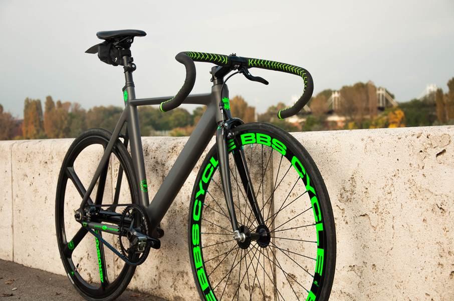 BBS Cycle Fixie profile