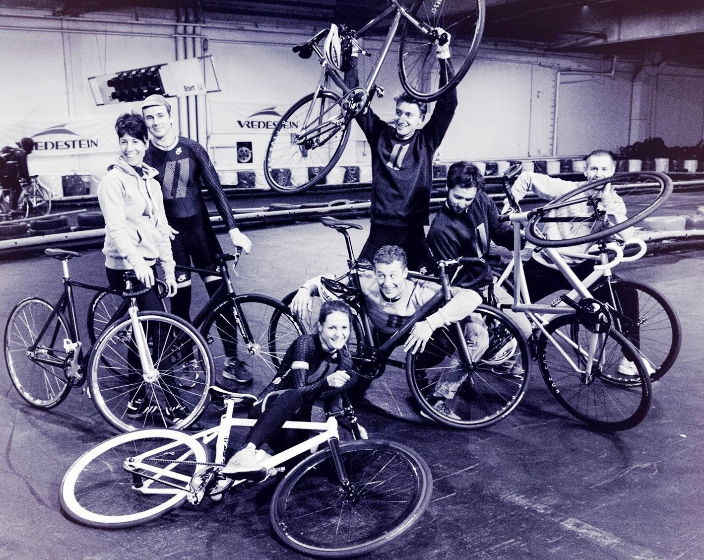 Schindelhauer Gates fixie team