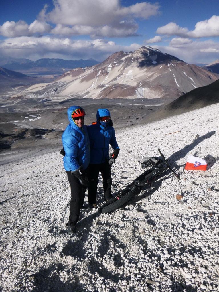 Guido on summit