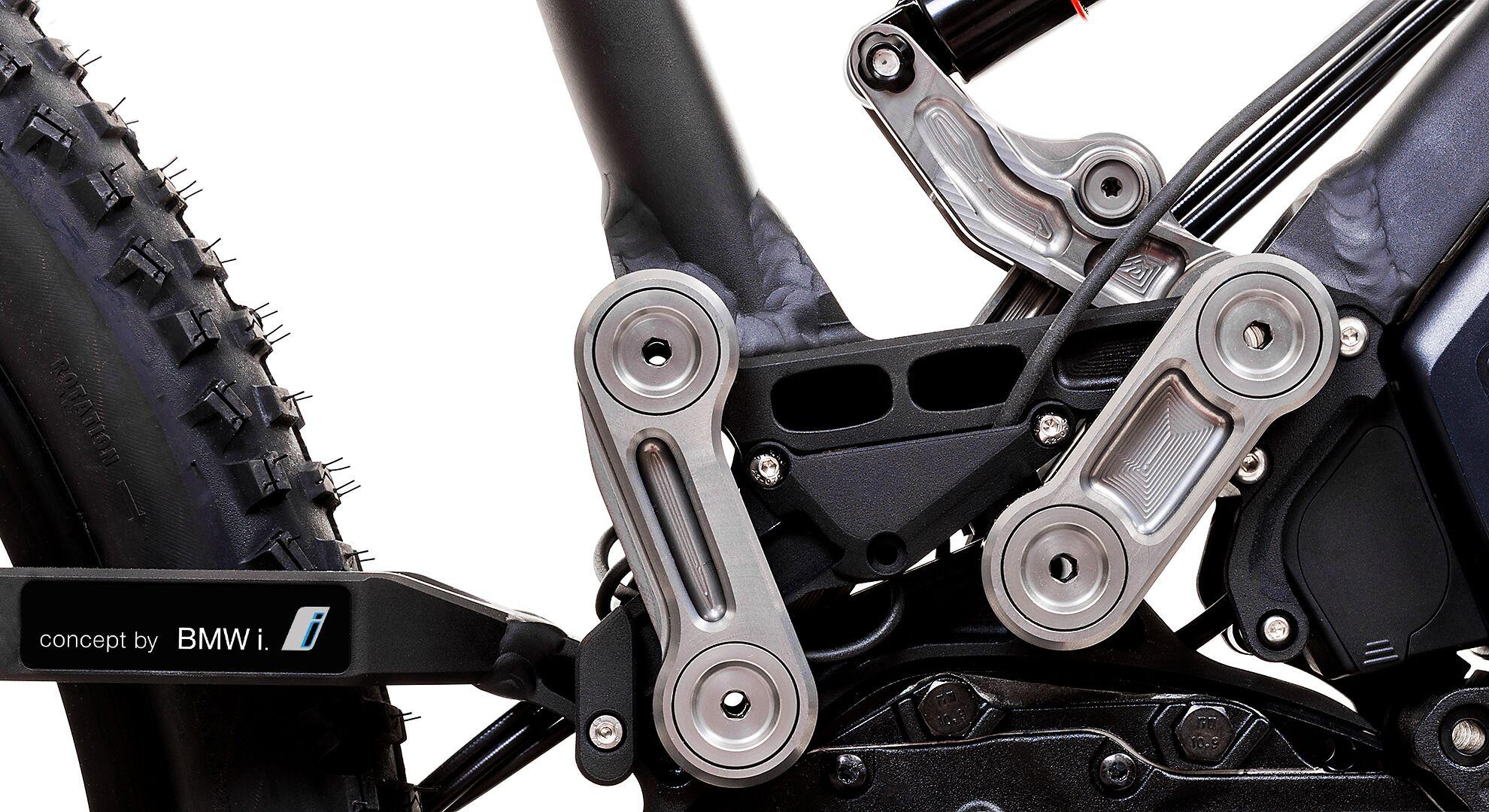 Heisenberg-suspension closeup