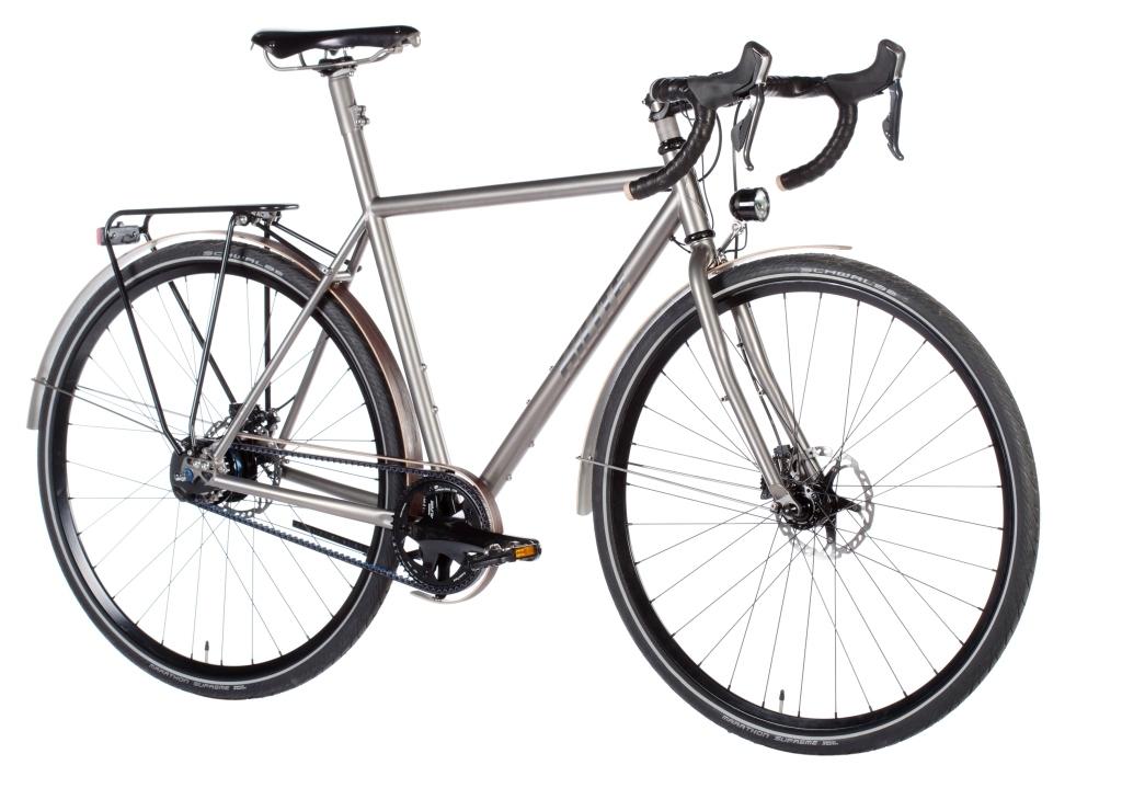 Biagio's Di2 bike
