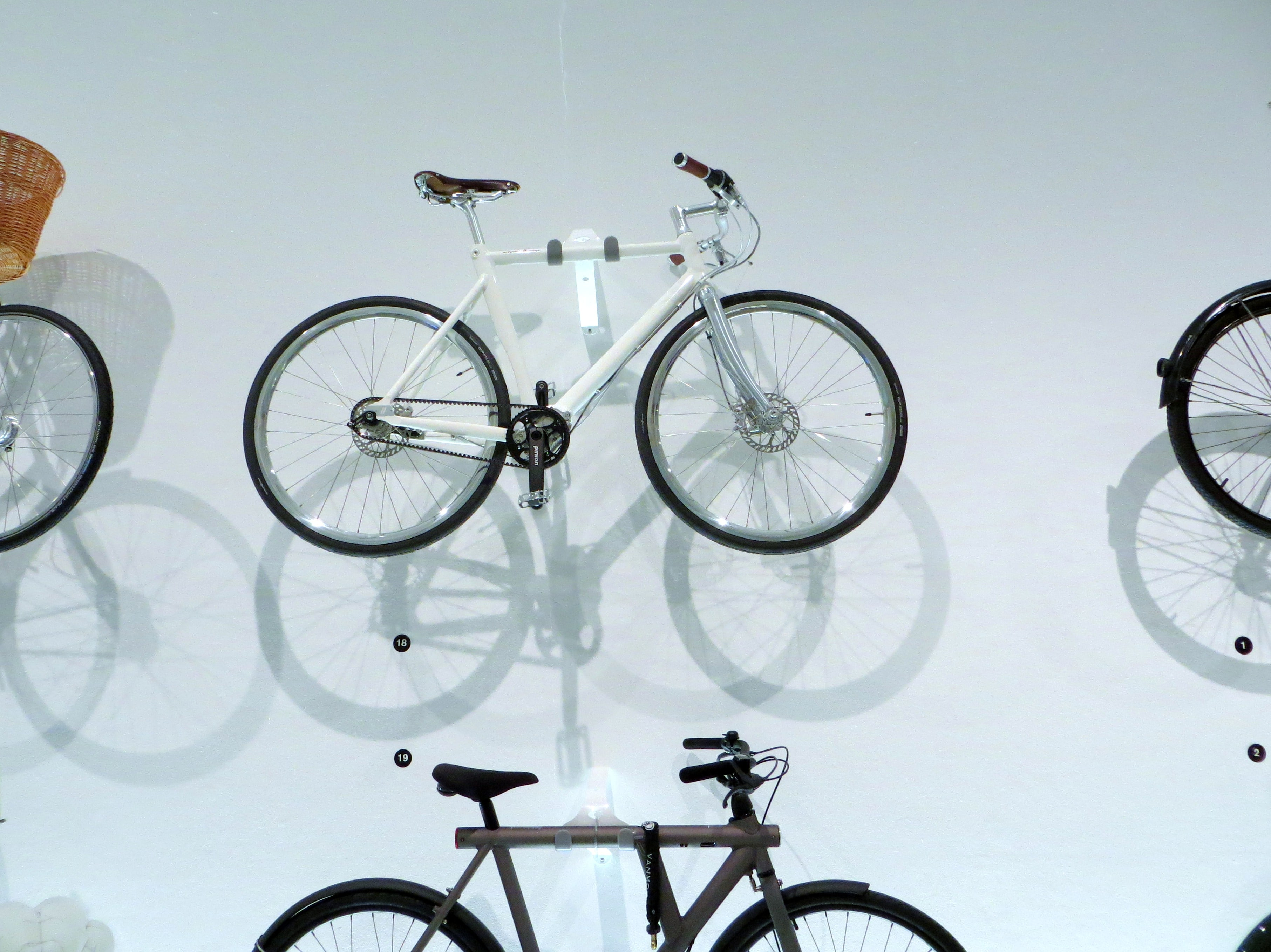 London Design Museum Bicycle Exhibition Showcases Gates