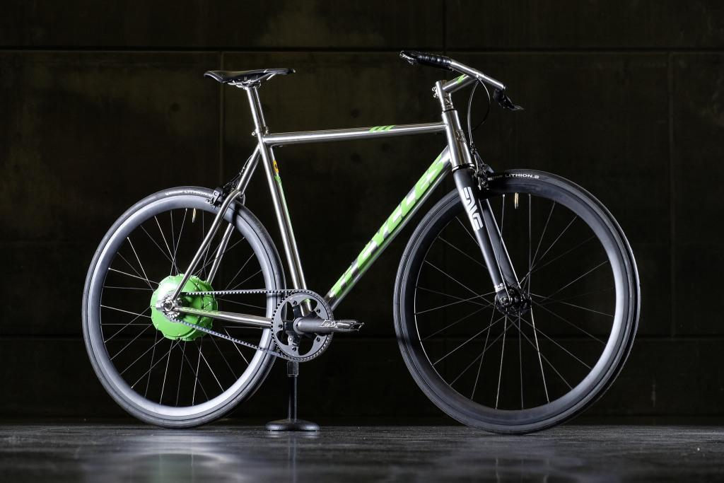 Ti Cycles Zehus