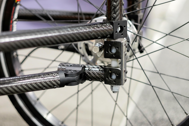 Rock West cargo bike connectors