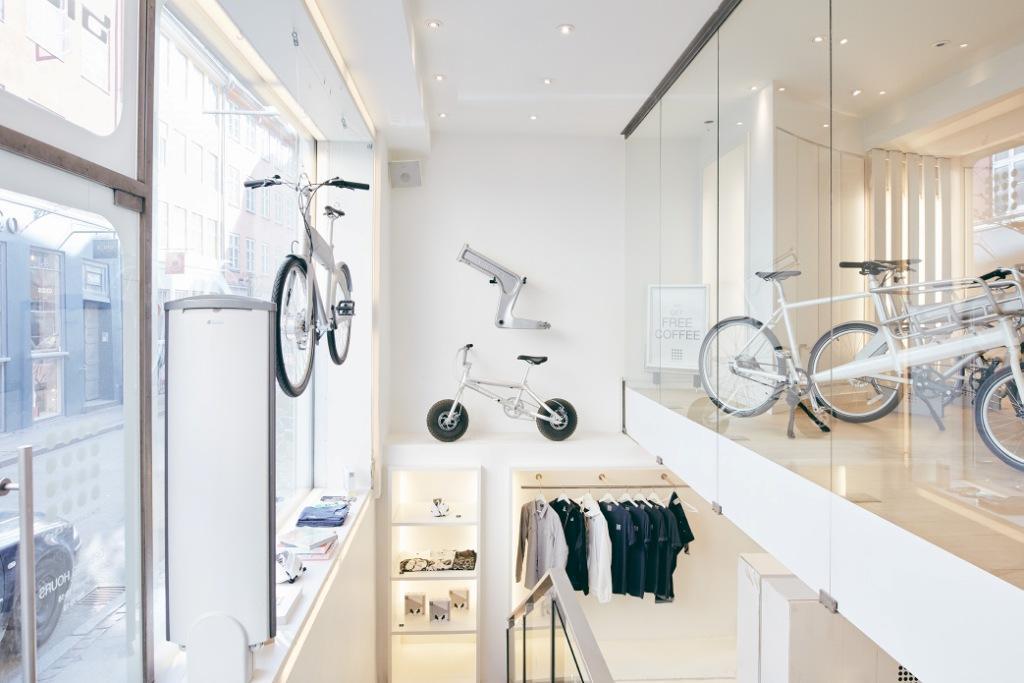 Biomega concept store