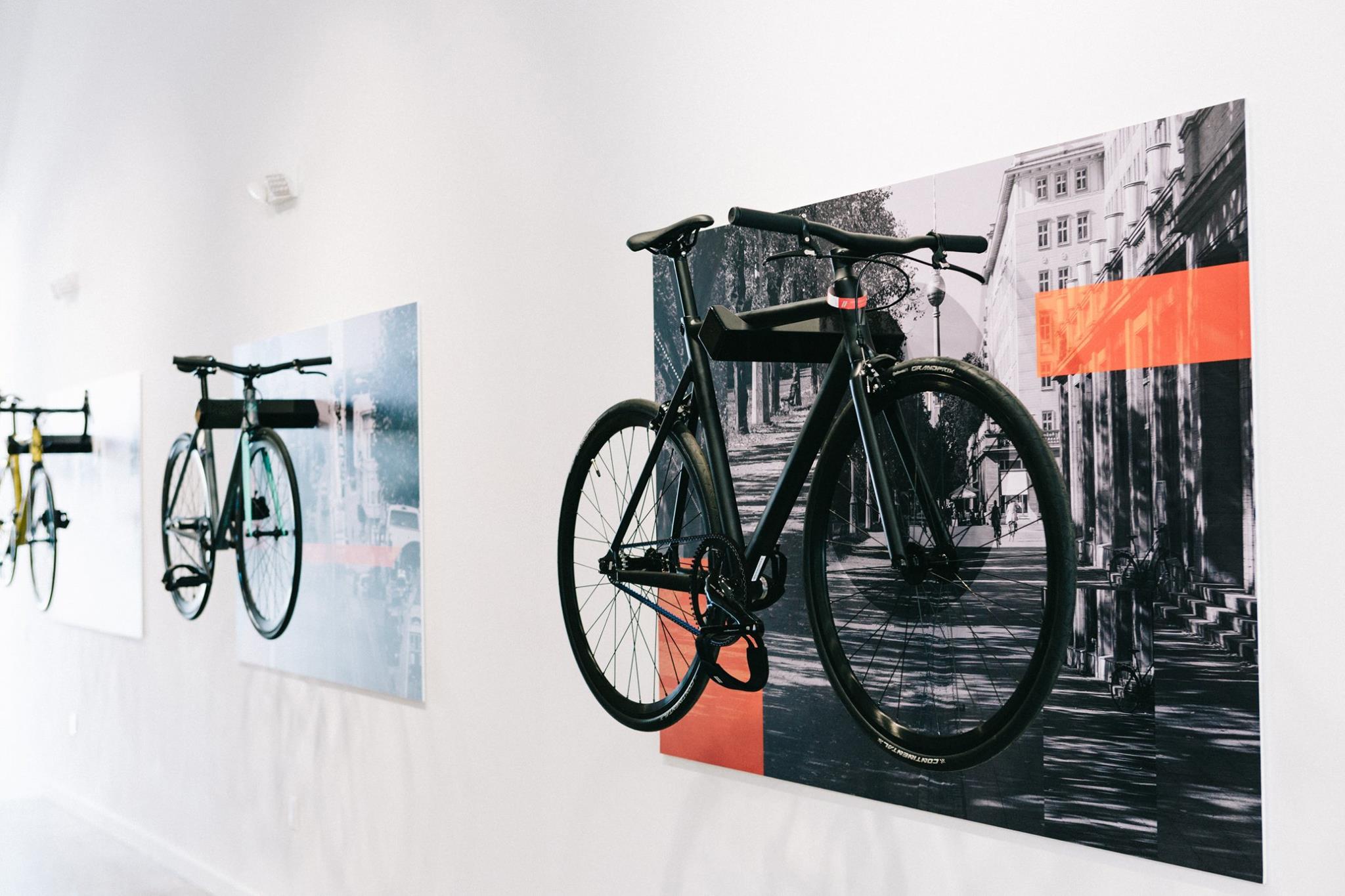 superior bike art