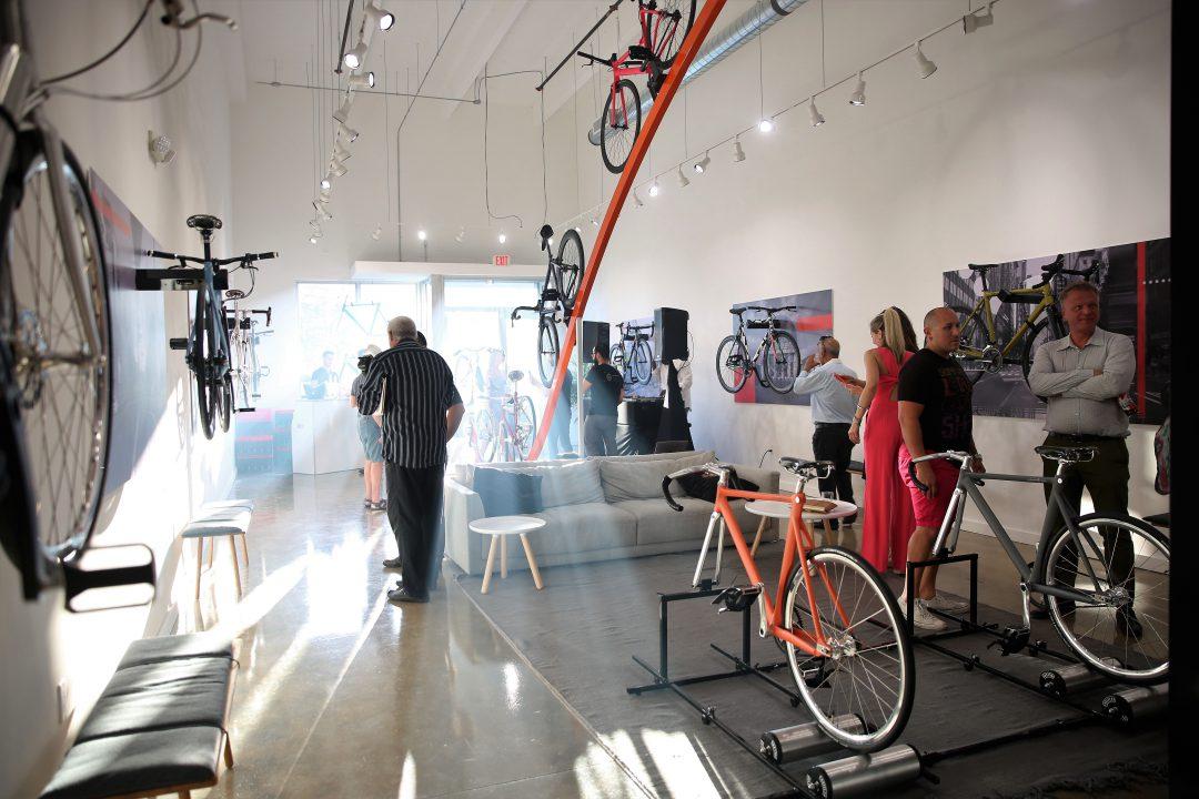 Superior Bike Shop Opening