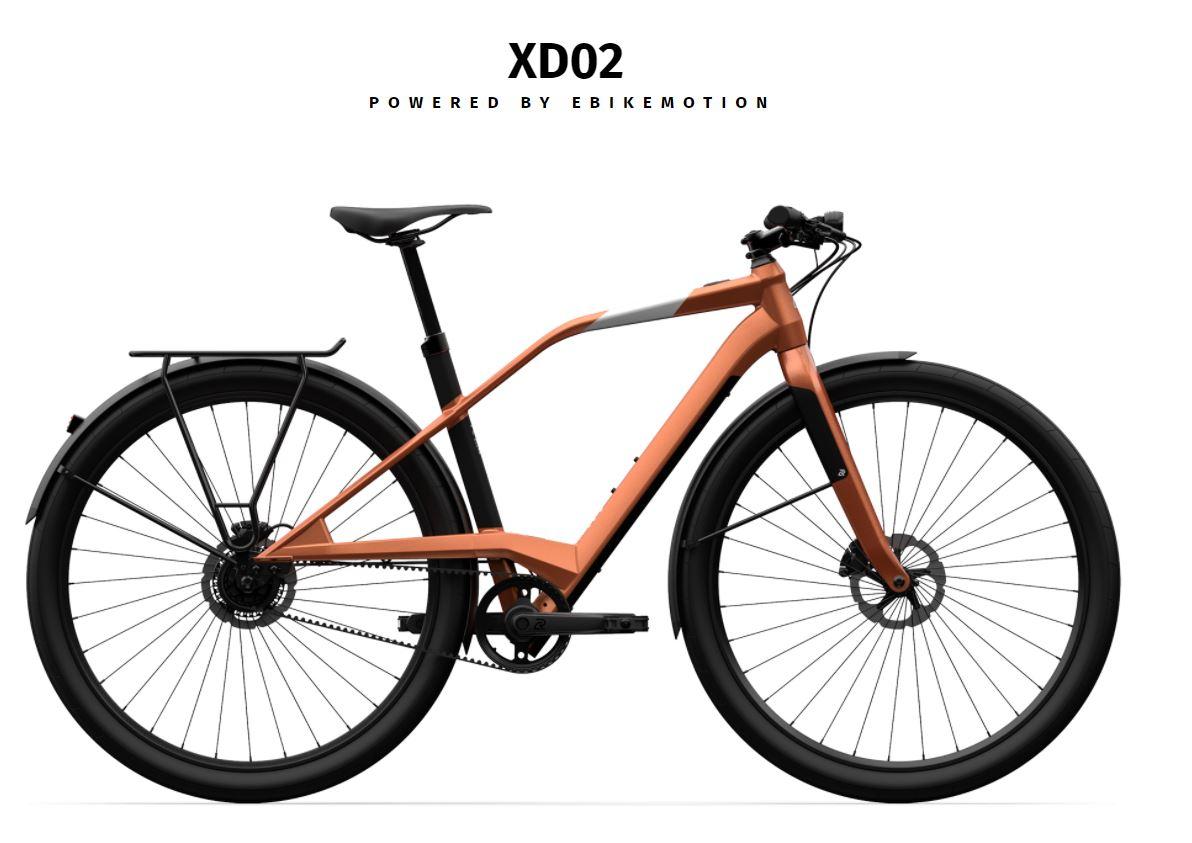 2R eBike XD02