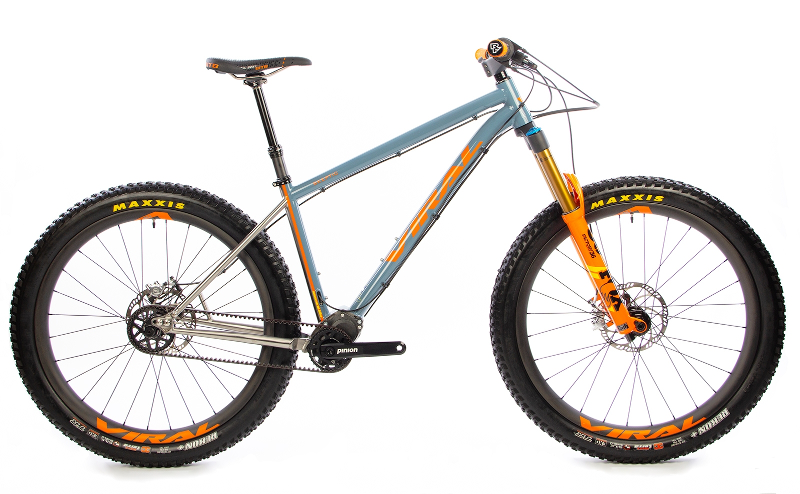 The Viral Skeptic, a gearbox enduro rig for Tahoe dirt