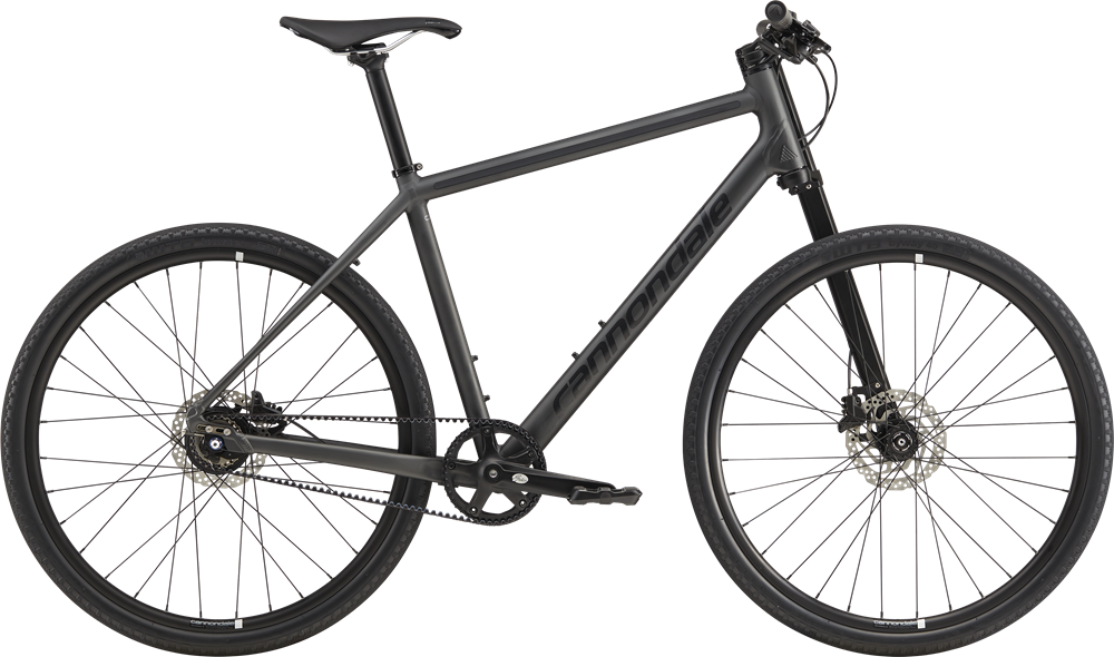Cannondale calls its Bad Boy an urban legend. With its Lefty fork and street style, we agree.
