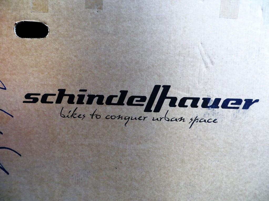 Schindelhauer bike box