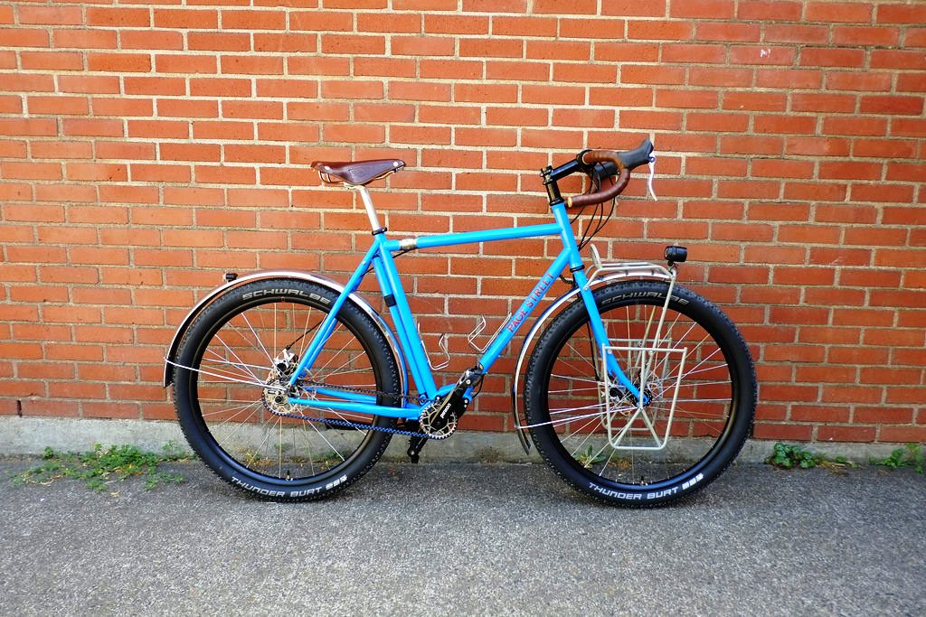 Ahearne Cycles-Gustav Outback