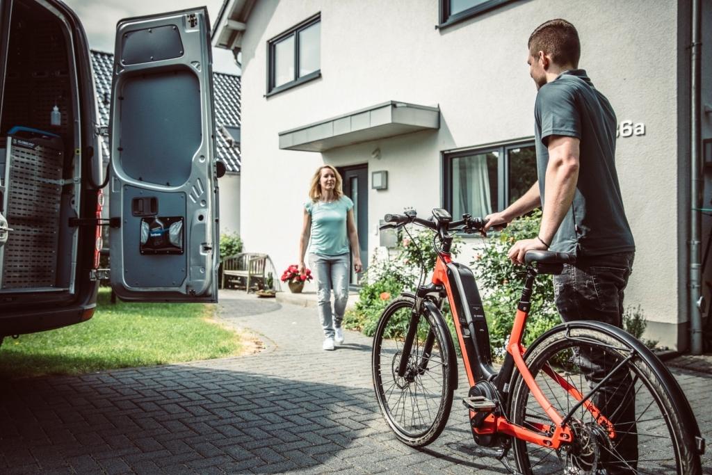 HNF-bike delivery-DOERK