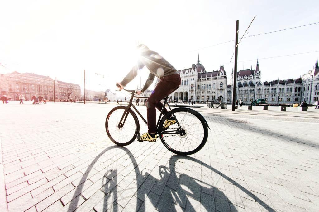 Booda Budapest plaza