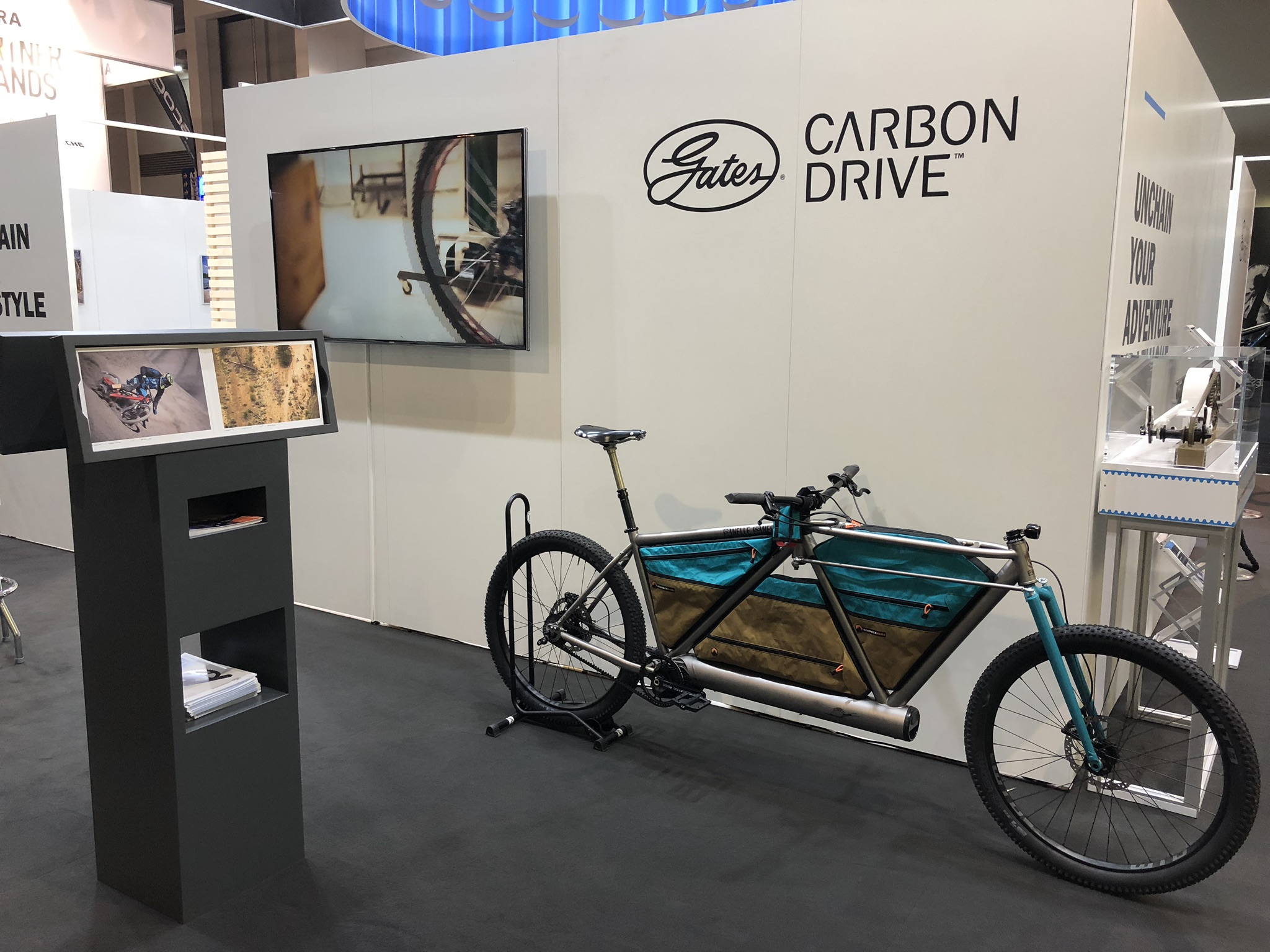 Eurobike booth-Schwift