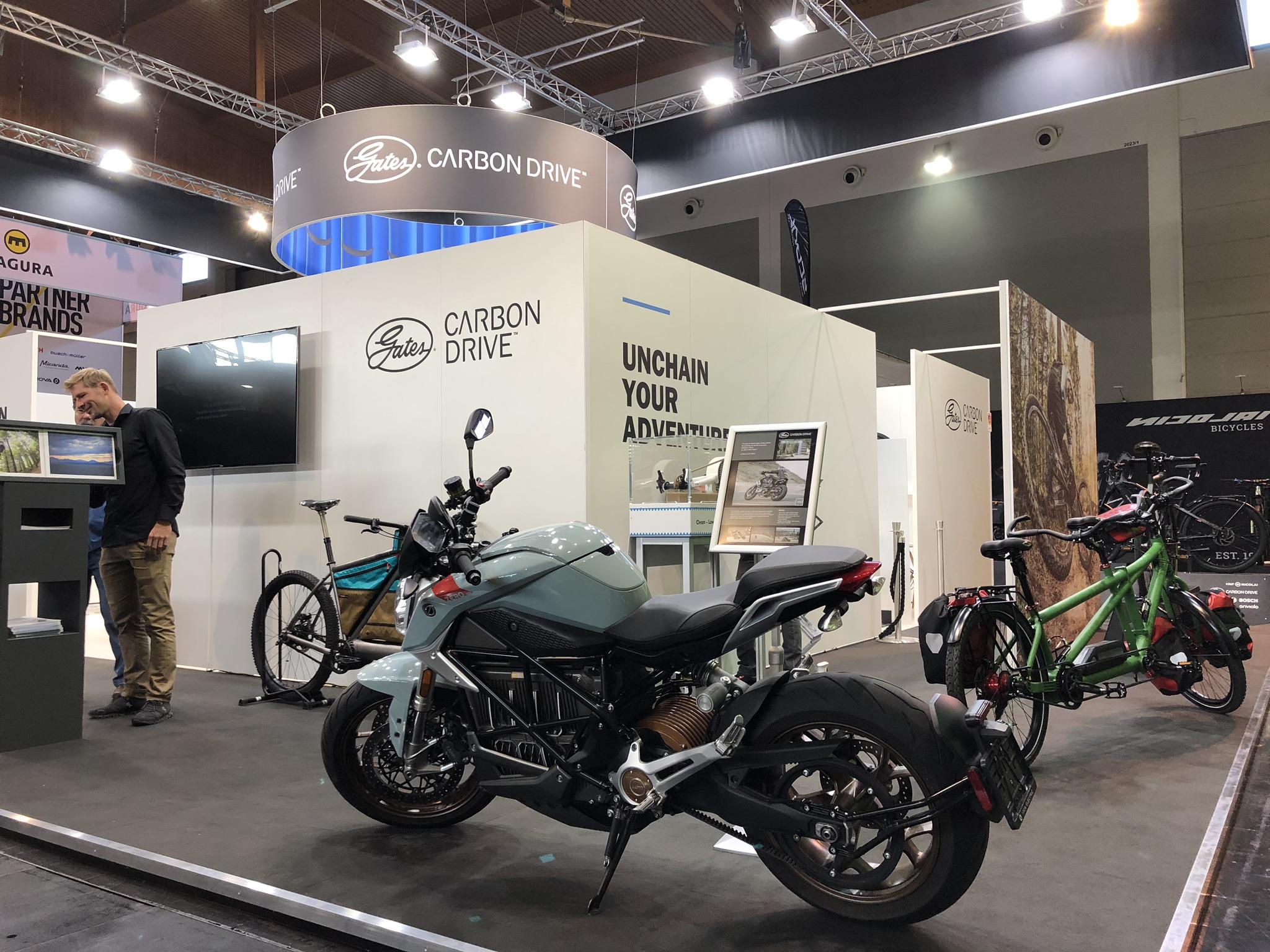 Eurobike booth-Zero