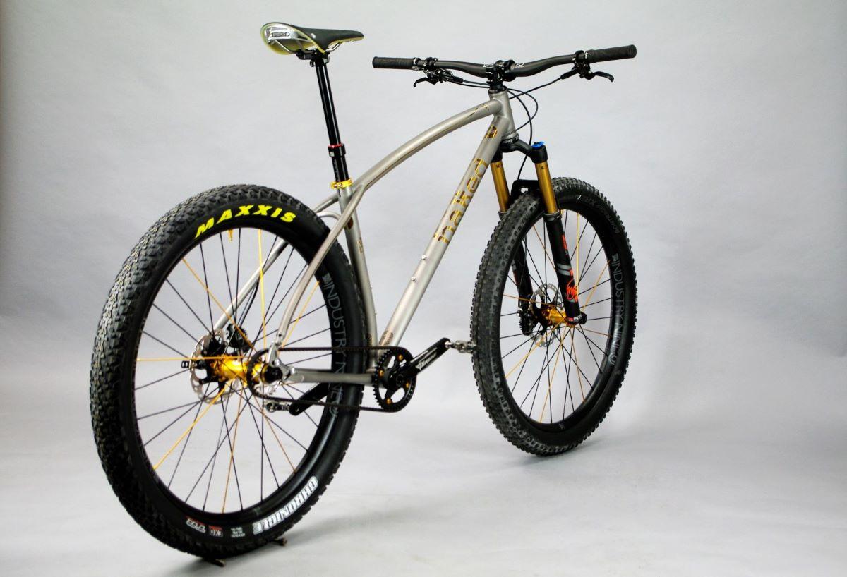 Naked Bread Bike complete