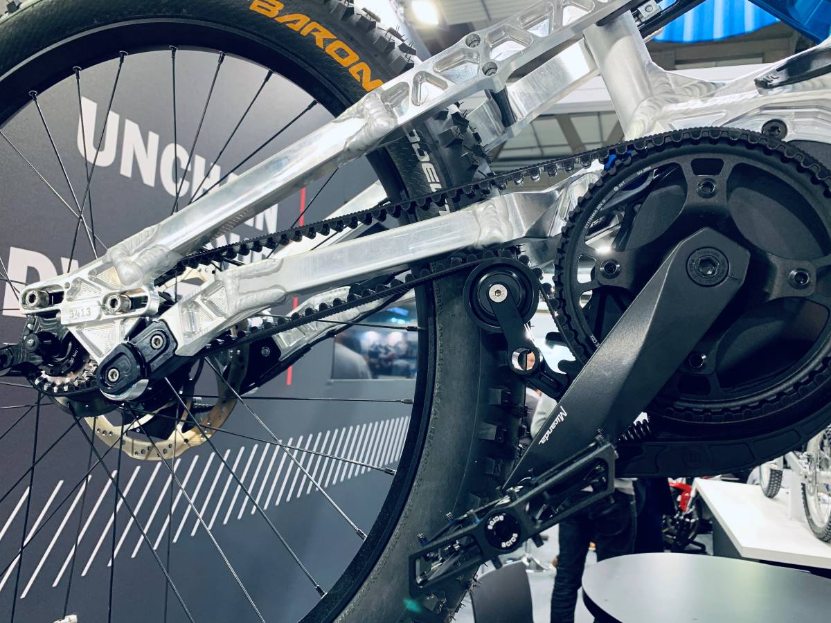 The Nicolai G1 EBoxx E14 is one of the most advanced full suspension electric mountain bikes on the market.